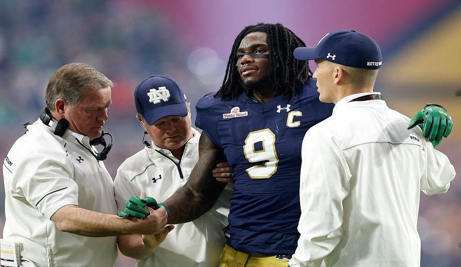 Jaylon Smith Dallas Cowboys NFL